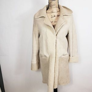 Gerard Darel reversible sheep winter jacket